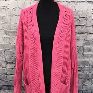 Style & Co Chenille Cardigan